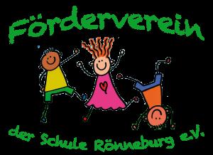 Logo des Fördervereins der Schule Rönneburg
