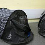Die Kuschel-Zelte