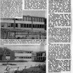 Zeitungsartikel zur Einweihung im Hamburger Abendblatt
